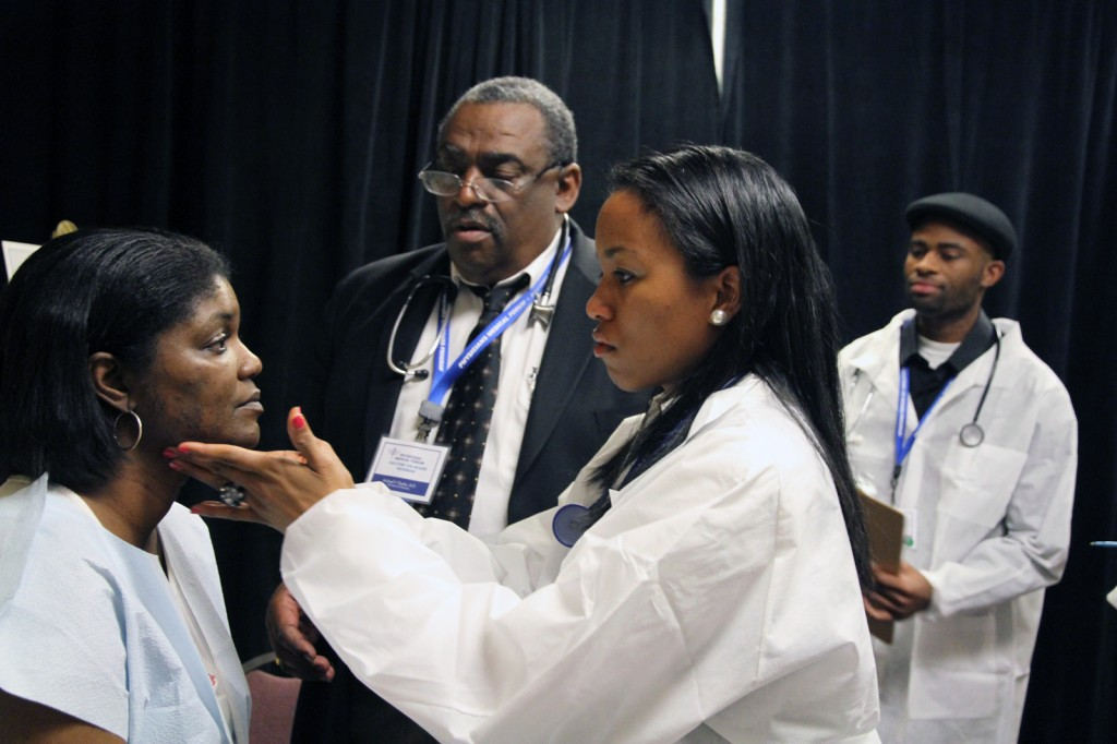 Doctors On Board Program Shows African American Students How To