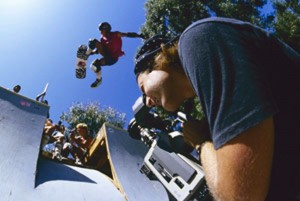 "Still from Stacy Peralta's documentary ""Bones Brigade,"" which screens on Thursday as part of the Oakland Underground FIlm Festival. Courtesy OUFF."