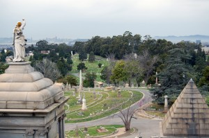 Some of California's most important historical figures are buried at Oakland's Mountain View Cemetery.