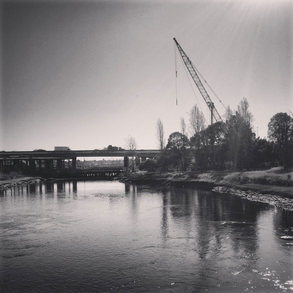 Scenery shot of Laney College. Photo by Melissa Neal.