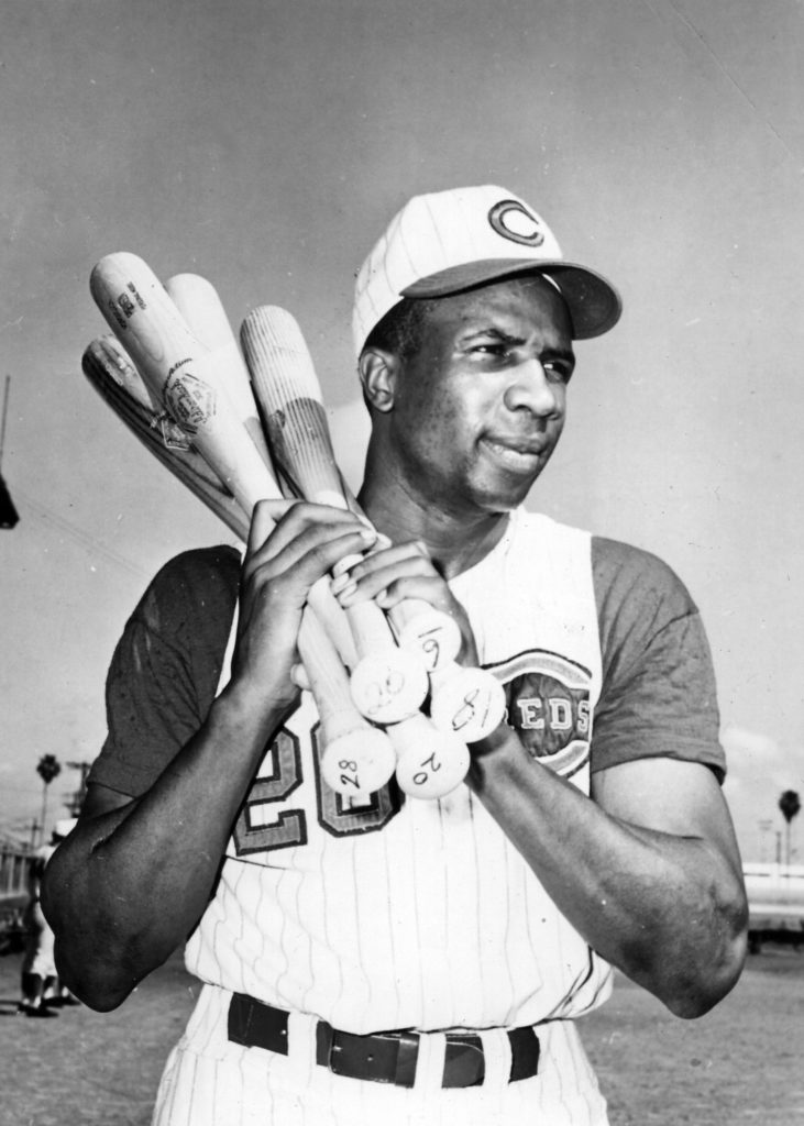 On February 7, Oakland native Frank Robinson, passed away at the age 83 after a battle with a prolonged illness. Photo Credit: National Baseball Hall of Fame and Museum.